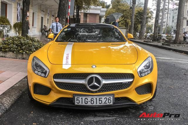 Nữ đại gia Sài Gòn đeo biển cho Mercedes-AMG GT S màu vàng đầu tiên tại Việt Nam - Ảnh 8.