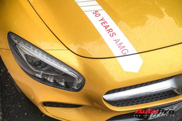 Nữ đại gia Sài Gòn đeo biển cho Mercedes-AMG GT S màu vàng đầu tiên tại Việt Nam - Ảnh 20.