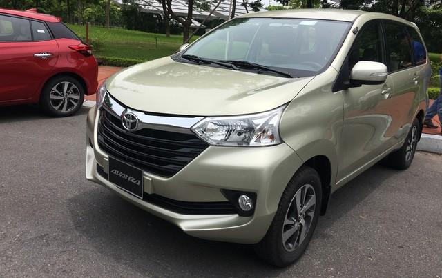 Chưa ra mắt, Toyota Wigo, Rush, Avanza đã được chào bán kèm phụ kiện đắt tiền - Ảnh 1.