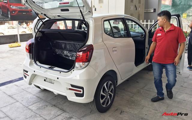 Bị chê tơi tả nhưng Toyota Wigo đã bán vượt Kia Morning và bám sát Hyundai Grand i10 - Ảnh 1.