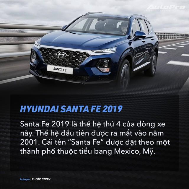 Hyundai Santa Fe 2019 và 9 điều thú vị cần biết - Ảnh 1.