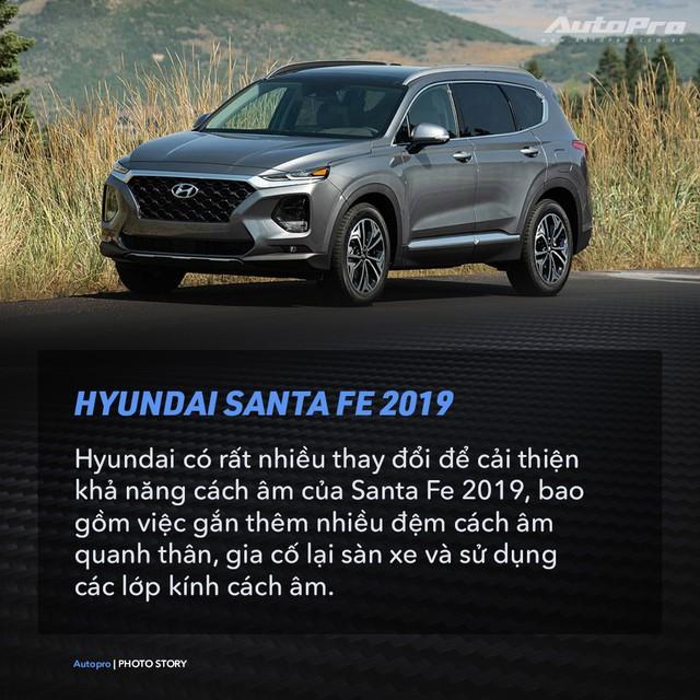Hyundai Santa Fe 2019 và 9 điều thú vị cần biết - Ảnh 5.