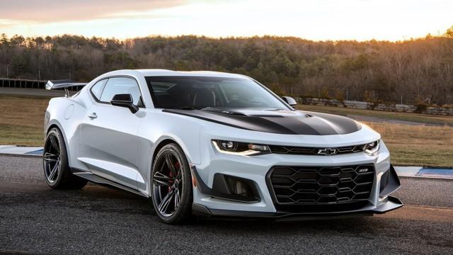10 mẫu xe vượt mốc 500 mã lực nhưng giá hạt dẻ dưới 100.000 USD - Ảnh 6.