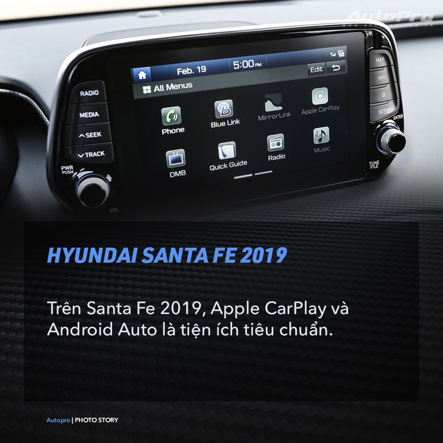 Hyundai Santa Fe 2019 và 9 điều thú vị cần biết - Ảnh 8.