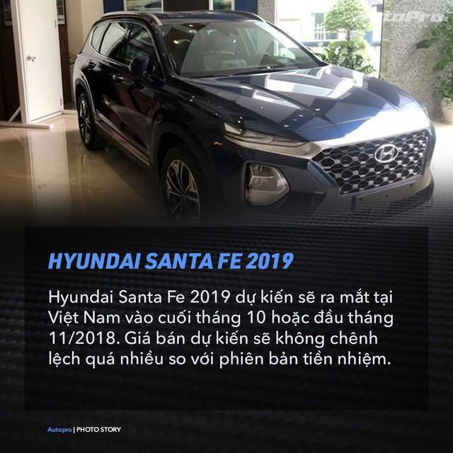 Hyundai Santa Fe 2019 và 9 điều thú vị cần biết - Ảnh 9.