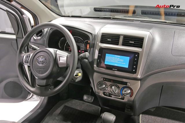 Toyota Wigo chốt giá từ 345 triệu đồng - Kịch bản khó đoán với Hyundai Grand i10 và Kia Morning - Ảnh 2.