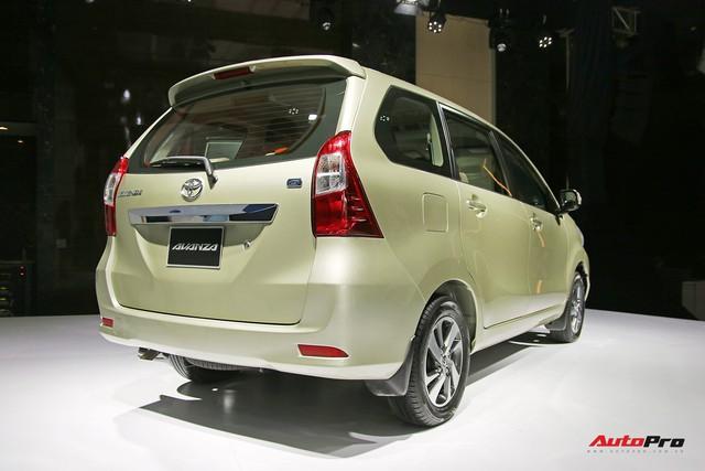 Toyota Avanza - Đàn em 7 chỗ giá 537 triệu đồng của Innova - Ảnh 1.