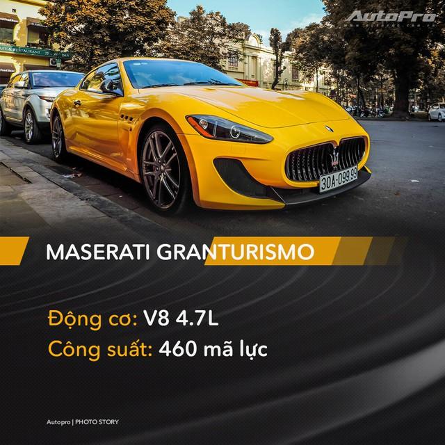 Những siêu xe/xe sang đeo biển số đẹp nhất Việt Nam (P.1) - Ảnh 1.