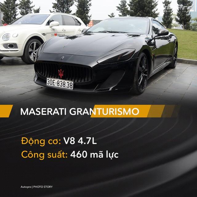 Những siêu xe/xe sang đeo biển số đẹp nhất Việt Nam (P.1) - Ảnh 2.