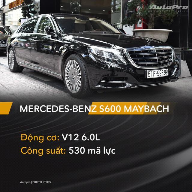 Những siêu xe/xe sang đeo biển số đẹp nhất Việt Nam (P.1) - Ảnh 5.
