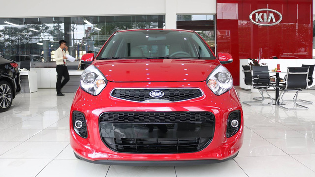 Chọn mua Toyota Wigo, Hyundai Grand i10 hay Kia Morning: Cuộc đấu thương hiệu và trang bị - Ảnh 3.