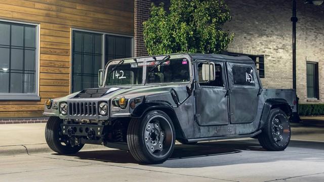Mil-Spec Hummer H1 Track Titan: Quái vật 900 mã lực trên đường đua - Ảnh 7.