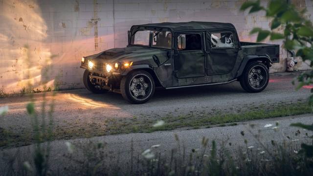 Mil-Spec Hummer H1 Track Titan: Quái vật 900 mã lực trên đường đua - Ảnh 6.