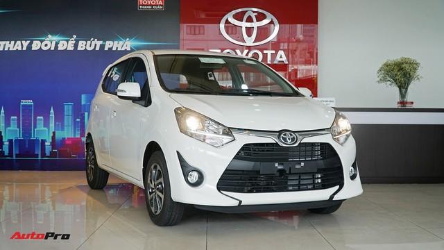Bị chê tơi tả nhưng Toyota Wigo đã bán vượt Kia Morning và bám sát Hyundai Grand i10 - Ảnh 2.