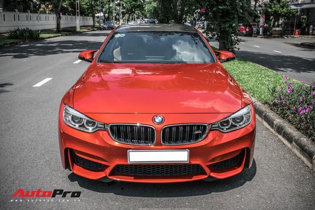 Chủ nhân BMW M4 Coupe màu độc nhất Việt Nam lỗ 1 tỷ đồng chỉ sau 7.000 km - Ảnh 1.