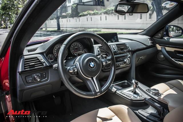 Chủ nhân BMW M4 Coupe màu độc nhất Việt Nam lỗ 1 tỷ đồng chỉ sau 7.000 km - Ảnh 9.