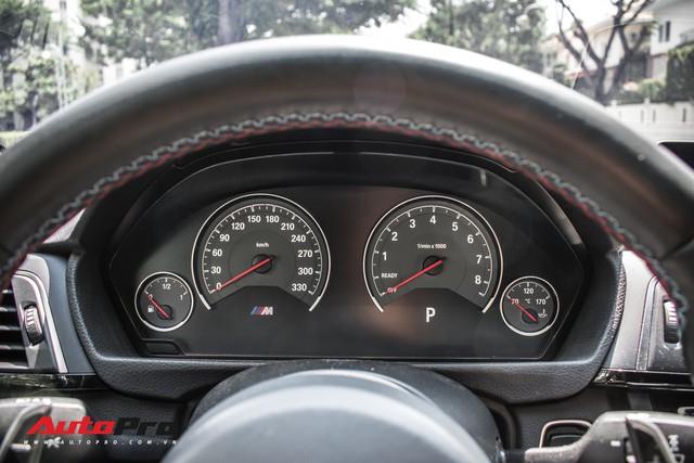 Chủ nhân BMW M4 Coupe màu độc nhất Việt Nam lỗ 1 tỷ đồng chỉ sau 7.000 km - Ảnh 11.