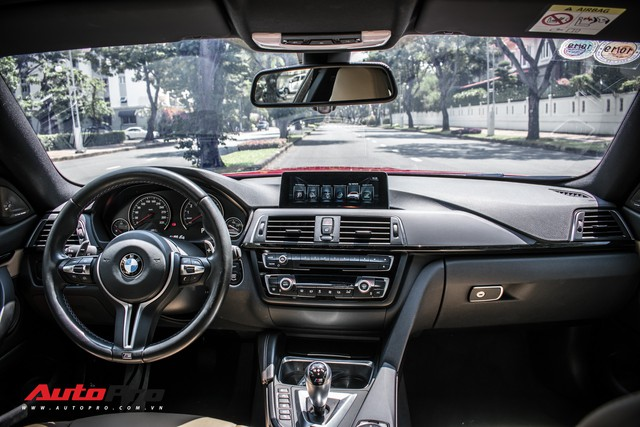 Chủ nhân BMW M4 Coupe màu độc nhất Việt Nam lỗ 1 tỷ đồng chỉ sau 7.000 km - Ảnh 8.