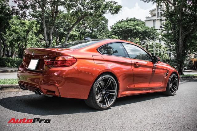 Chủ nhân BMW M4 Coupe màu độc nhất Việt Nam lỗ 1 tỷ đồng chỉ sau 7.000 km - Ảnh 6.