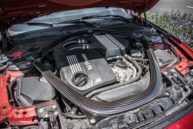 Chủ nhân BMW M4 Coupe màu độc nhất Việt Nam lỗ 1 tỷ đồng chỉ sau 7.000 km - Ảnh 2.
