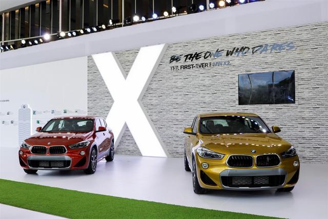 BMW X2 chốt giá hơn 2,1 tỷ đồng, cạnh tranh trực tiếp Mercedes-Benz GLA - Ảnh 4.