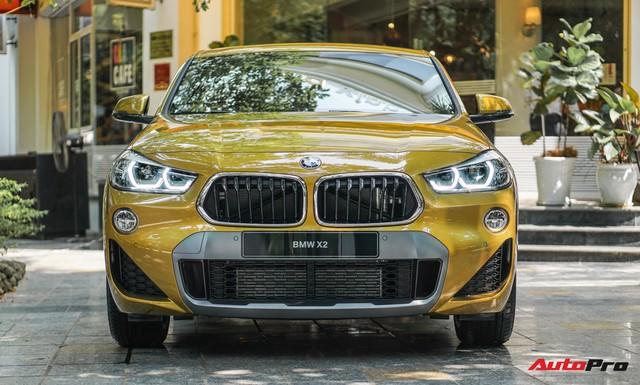 BMW X2 chốt giá hơn 2,1 tỷ đồng, cạnh tranh trực tiếp Mercedes-Benz GLA - Ảnh 1.