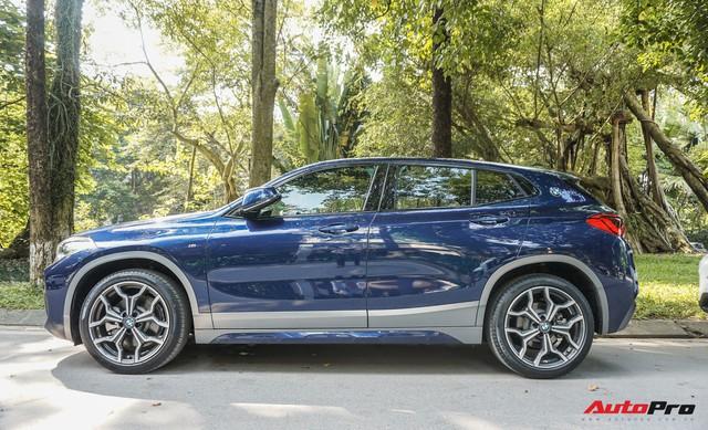 BMW X2 chốt giá hơn 2,1 tỷ đồng, cạnh tranh trực tiếp Mercedes-Benz GLA - Ảnh 3.
