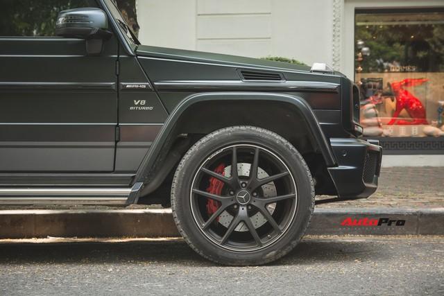 Mercedes-Benz G63 AMG Edition 463 đeo biển tứ quý 9 tại Hà Nội - Ảnh 6.