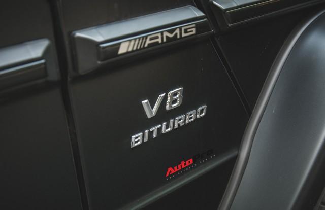 Mercedes-Benz G63 AMG Edition 463 đeo biển tứ quý 9 tại Hà Nội - Ảnh 7.