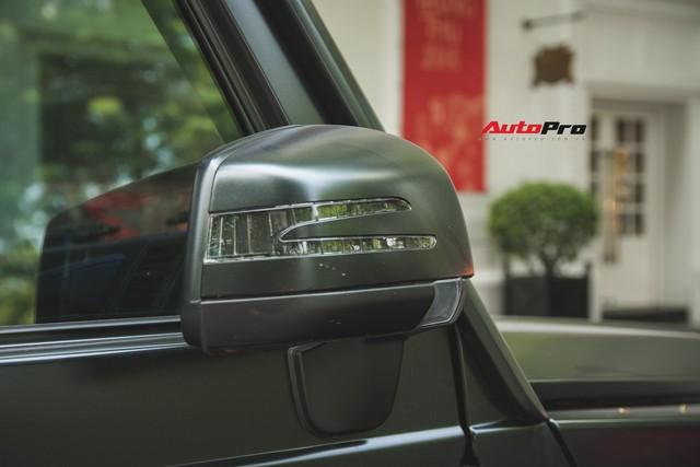Mercedes-Benz G63 AMG Edition 463 đeo biển tứ quý 9 tại Hà Nội - Ảnh 5.