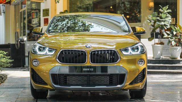 BMW X2 chốt giá hơn 2,1 tỷ đồng, cạnh tranh trực tiếp Mercedes-Benz GLA