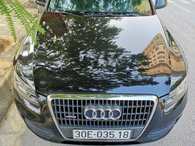 Qua thời đỉnh cao, Audi Q5 rao bán hơn 800 triệu đồng, ngang giá Chevrolet Trailblazer mua mới - Ảnh 2.