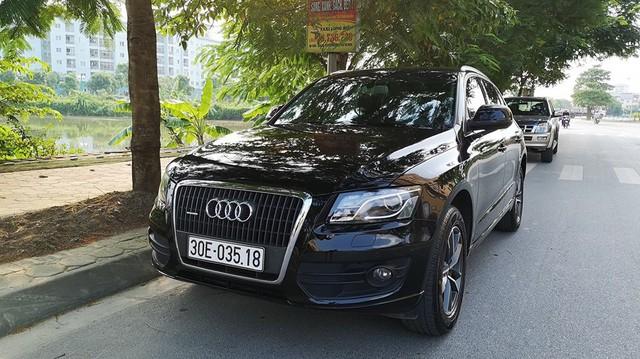 Qua thời đỉnh cao, Audi Q5 rao bán hơn 800 triệu đồng, ngang giá Chevrolet Trailblazer mua mới