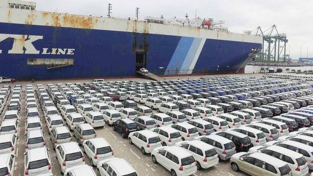 Gần 4.000 ô tô nhập khẩu về Việt Nam trong một tuần: Thêm nhiều xe con giá rẻ - Ảnh 2.