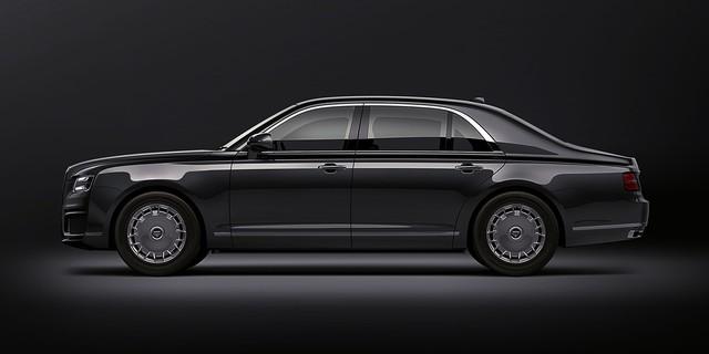 7 sự thật bất ngờ giờ mới kể về Aurus Senat - Rolls-Royce của nước Nga - Ảnh 16.