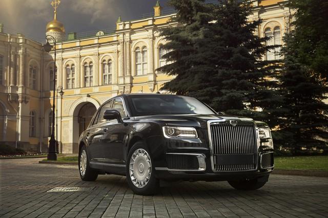 7 sự thật bất ngờ giờ mới kể về Aurus Senat - Rolls-Royce của nước Nga - Ảnh 13.