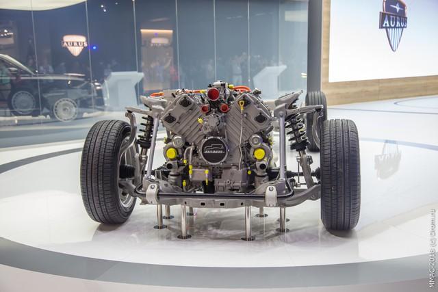 7 sự thật bất ngờ giờ mới kể về Aurus Senat - Rolls-Royce của nước Nga - Ảnh 3.