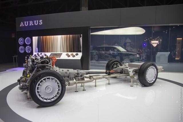 7 sự thật bất ngờ giờ mới kể về Aurus Senat - Rolls-Royce của nước Nga - Ảnh 14.