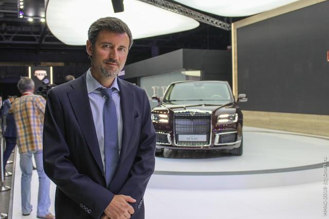 7 sự thật bất ngờ giờ mới kể về Aurus Senat - Rolls-Royce của nước Nga - Ảnh 1.