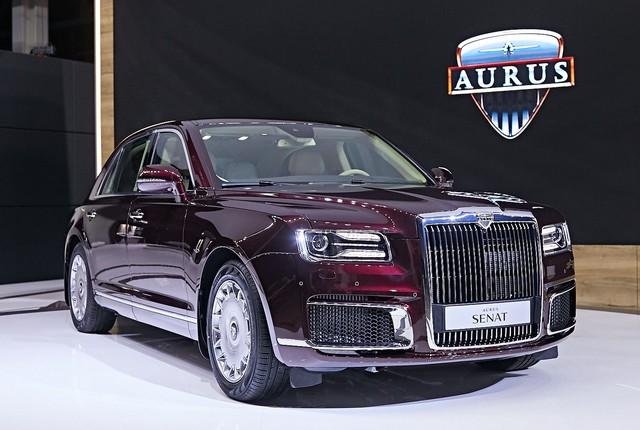 7 sự thật bất ngờ giờ mới kể về Aurus Senat - Rolls-Royce của nước Nga - Ảnh 12.