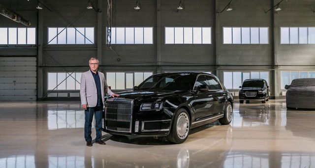 7 sự thật bất ngờ giờ mới kể về Aurus Senat - Rolls-Royce của nước Nga - Ảnh 17.