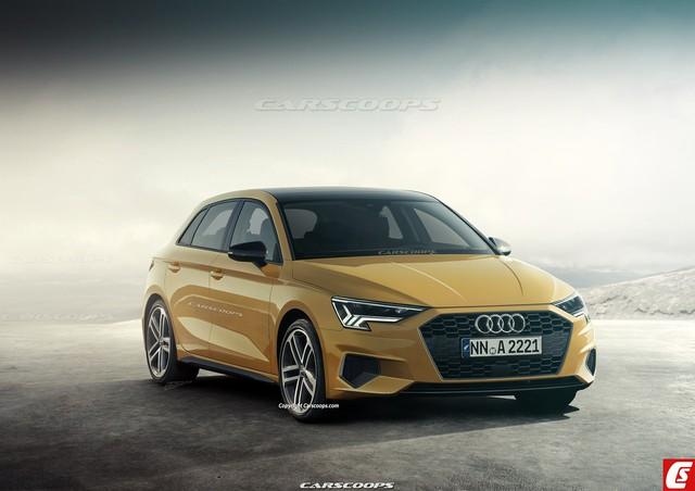 Biết gì về Audi A3 2019 hoàn toàn mới? - Ảnh 6.