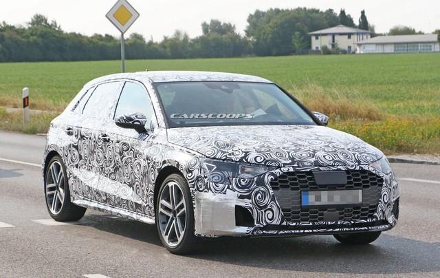 Biết gì về Audi A3 2019 hoàn toàn mới? - Ảnh 2.