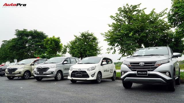 Trải nghiệm nhanh Toyota Avanza: Cái giá thực dụng của mẫu MPV 7 chỗ rẻ nhất Việt Nam - Ảnh 6.