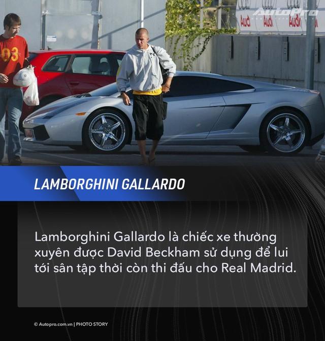 David Beckham sở hữu những mẫu xe đặc biệt nào? - Ảnh 6.
