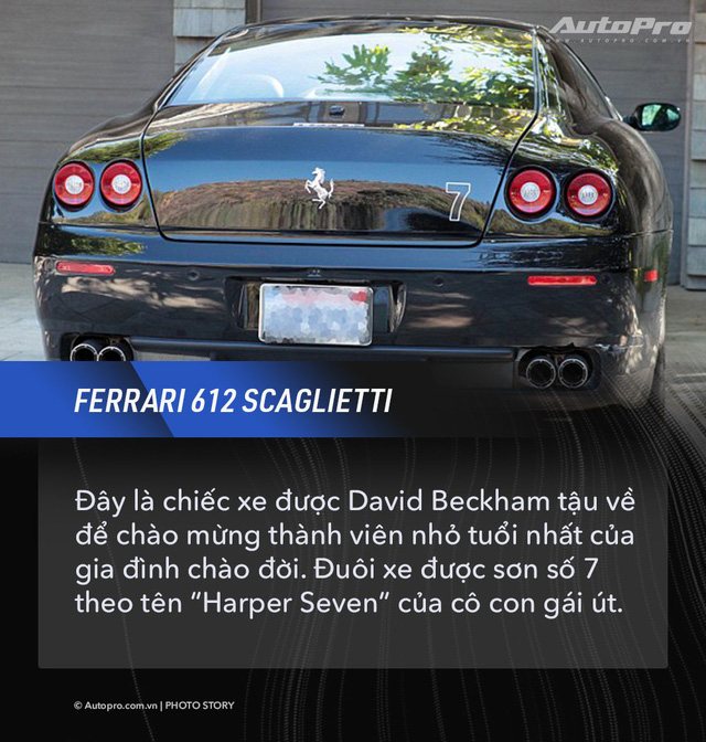 David Beckham sở hữu những mẫu xe đặc biệt nào? - Ảnh 8.