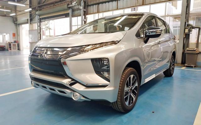 Mitsubishi Xpander đã được thông quan và về đại lý: Hàng hot muốn mua phải chờ nửa năm - Ảnh 1.
