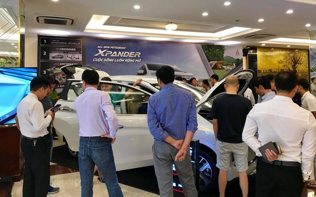 Mitsubishi Xpander đã được thông quan và về đại lý: Hàng hot muốn mua phải chờ nửa năm - Ảnh 2.