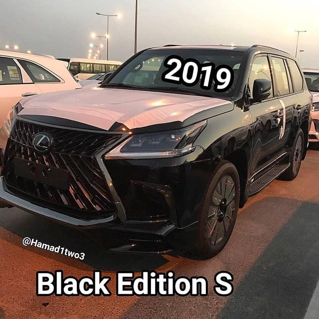 Toyota Land Cruiser và Lexus LX570 2019 lộ thêm ảnh từ trong ra ngoài - Ảnh 7.