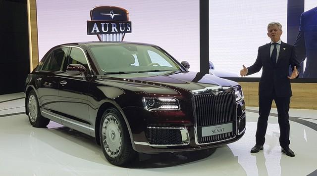 Những mẫu xe đặc sắc nhất cùng sân chơi với Rolls-Royce nước Nga - Ảnh 1.